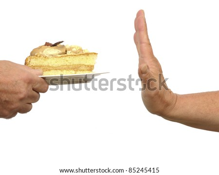 Weight control - stock photo