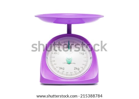 weight gauge scale