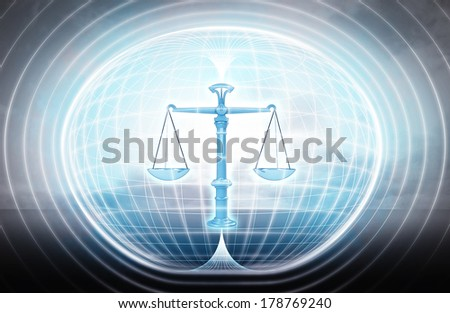 weight stuck in energy capsule as science project illustration - stock photo