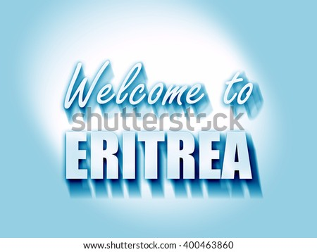 Welcome to eritrea