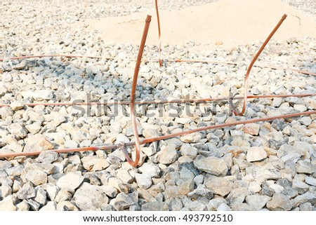 Ground wire stock images royalty free images vectors shutterstock welding copper ground wire on ground grid substation keyboard keysfo Choice Image