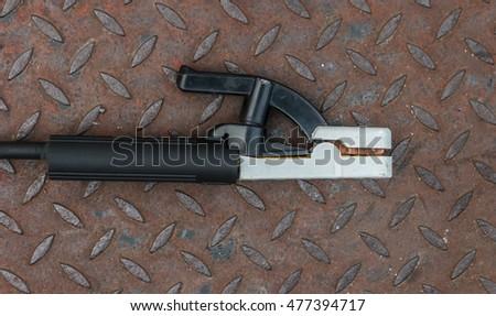 electrode welding stock photos royalty free images vectors shutterstock. Black Bedroom Furniture Sets. Home Design Ideas