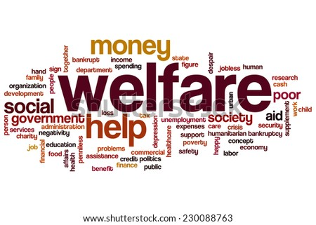 "social welfare and families well being in the united states Social work education: social welfare to advance social and economic well-being and to phrase ""social welfare policies in the united states."