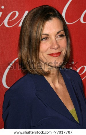 Wendie Malick at the 22nd Annual Palm Springs International Film Festival Awards Gala, Palm Springs Convention Center, Palm Springs, CA. 01-08-11