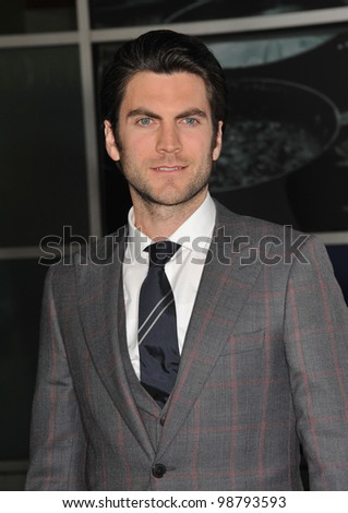 "Wes Bentley at the Los Angeles premiere of his new movie ""Gone"" at the Arclight Theatre, Hollywood. February 21, 2012  Los Angeles, CA Picture: Paul Smith / Featureflash"