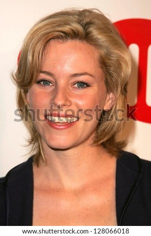 WEST HOLLYWOOD - AUGUST 10: Elizabeth Banks at the Lucky Magazine LA Shopping Guide Party August 10, 2006 in Milk, West Hollywood, CA.