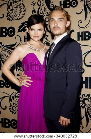 WEST HOLLYWOOD, CALIFORNIA - September 20, 2009. Ginnifer Goodwin at the HBO POST EMMY Party held at the Pacific Design Center, West Hollywood, Los Angeles.  - stock photo