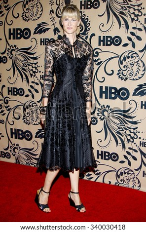 WEST HOLLYWOOD, CALIFORNIA - September 20, 2009. Laura Dern at the HBO POST EMMY Party held at the Pacific Design Center, West Hollywood, Los Angeles.   - stock photo