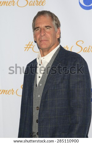 WEST HOLLYWOOD - MAY 18: Scott Bakula at the CBS Television Studios 3rd Annual Summer Soiree Party held at The London Hotel on May 18, 2015 in West Hollywood, California - stock photo