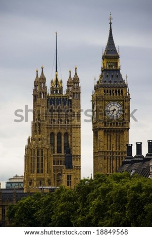 westminster & parlament