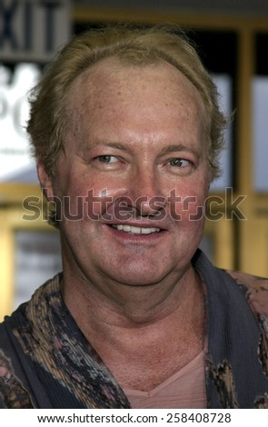 "WESTWOOD. CALIFORNIA. April 29, 2005. Randy Quaid attends at the Los Angeles Premiere of ""Monster-In-Law"" at the Mann National Theatre in Westwood, Los Angeles, California."