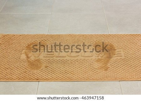 Bath Mat Stock Images Royalty Free Images Vectors Shutterstock