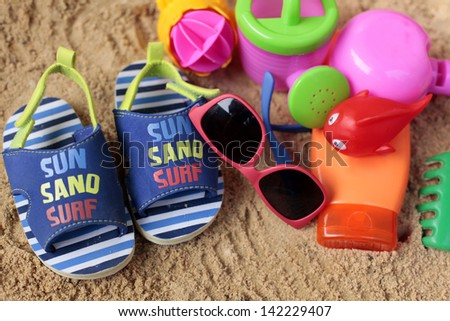 What to take for kids on beach