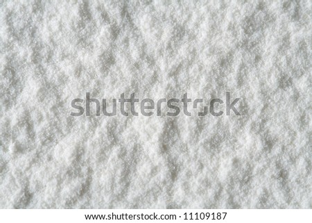 Wheat flour or snow, background