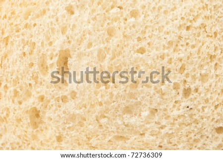 wheaten bread loaf as background