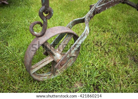 wheel,old,museum,outside,wheel on the plow,old wheels,relic,aged,rusty wheel,