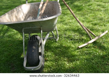 wheelbarrow II