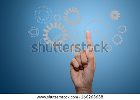 wheels as symbols of engineering  - stock photo