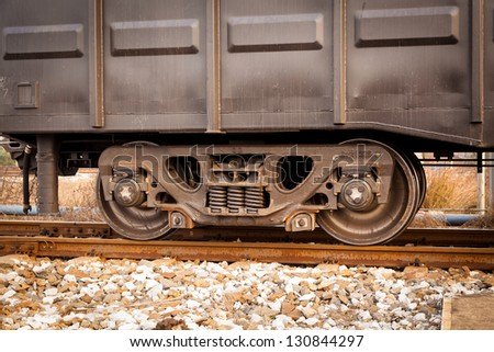 Boxcar Brake Wheel Stock Images Royalty Free Images Vectors
