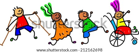 Stick Figure Wheelchair Stock Images Royalty Free Images