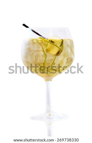 Cocktail On White Stock Photos, Images, & Pictures | Shutterstock