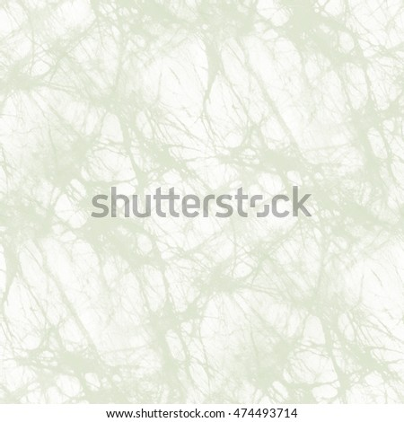 white abstract background - seamless batik fabric texture