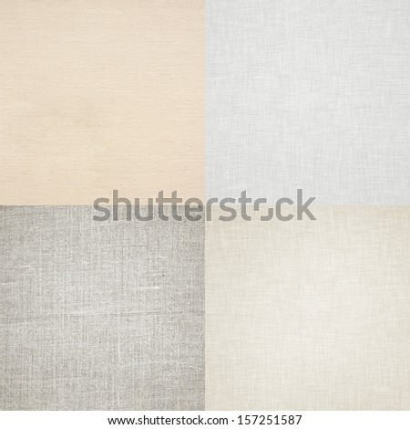 white background canvas texture