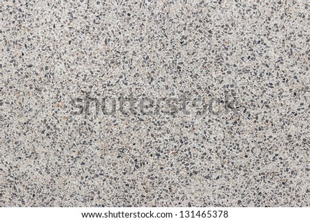 White background of stone floor. - stock photo