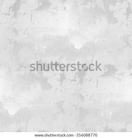 white background peeling paint old wall texture seamless background - stock photo