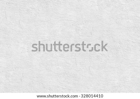 white background plastered wall texture background, seamless background - stock photo