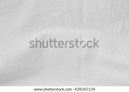 White Background Textured Textile./ White Background Textured Textile. - stock photo