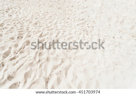 White Beach Sand Background Sandy Texture Pattern Wallpaper
