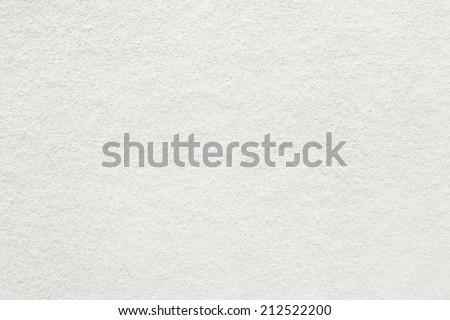 White blank paper sheet - stock photo