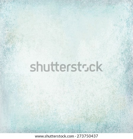 white blue grunge wall