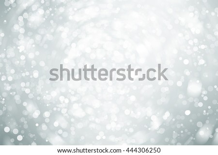 white blur abstract background. bokeh, christmas blurred background. Abstract holiday background. beautiful shiny Christmas lights. abstract background with a white Light silver