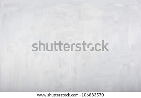 White canvas. - stock photo