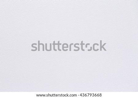 White canvas background - stock photo
