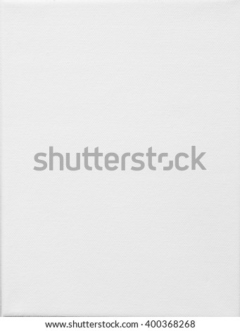 white canvas texture - stock photo