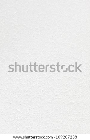 White canvas texture or background polystyrene foam - stock photo