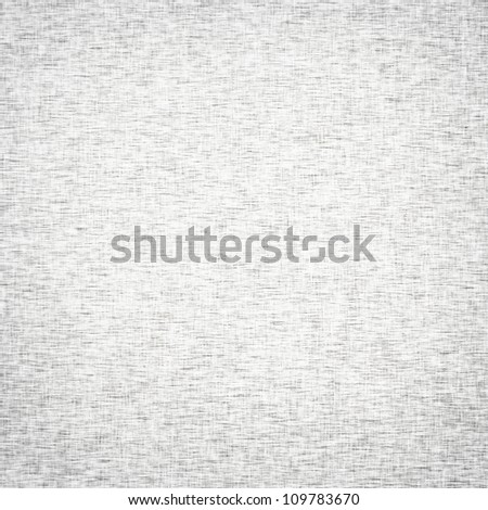white canvas texture, unique bright hessian stripes background - stock photo