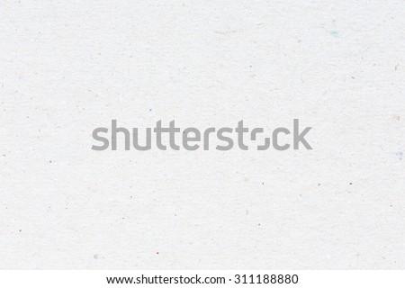 White cardboard background - stock photo