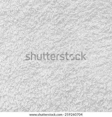 white carpet material abstract background texture - stock photo