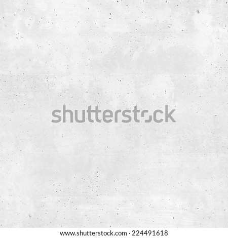 white cement - stock photo