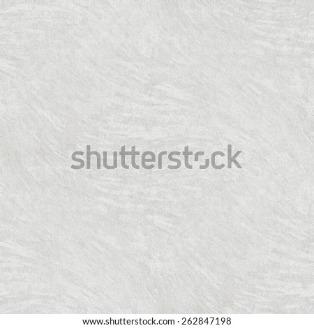 white cement wall, seamless pattern, abstract wave texture - stock photo