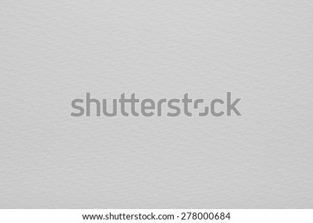 White classic watercolor paper texture - stock photo