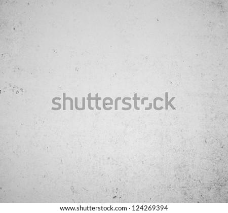 white concrete wall background closeup - stock photo
