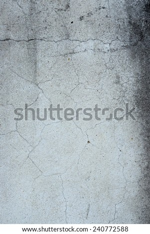 white concrete wall texture  - stock photo