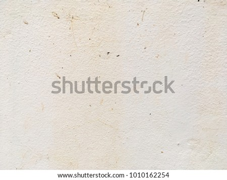 White concrete wall texture for abstract background
