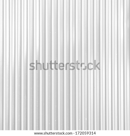 Corrugated sheet texture