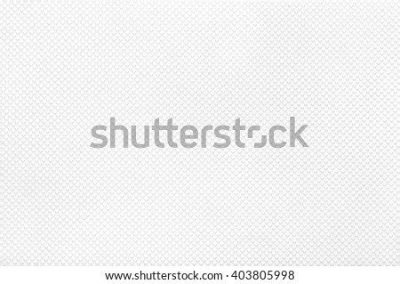 White corrugated plastic texture useful as a background - stock photo